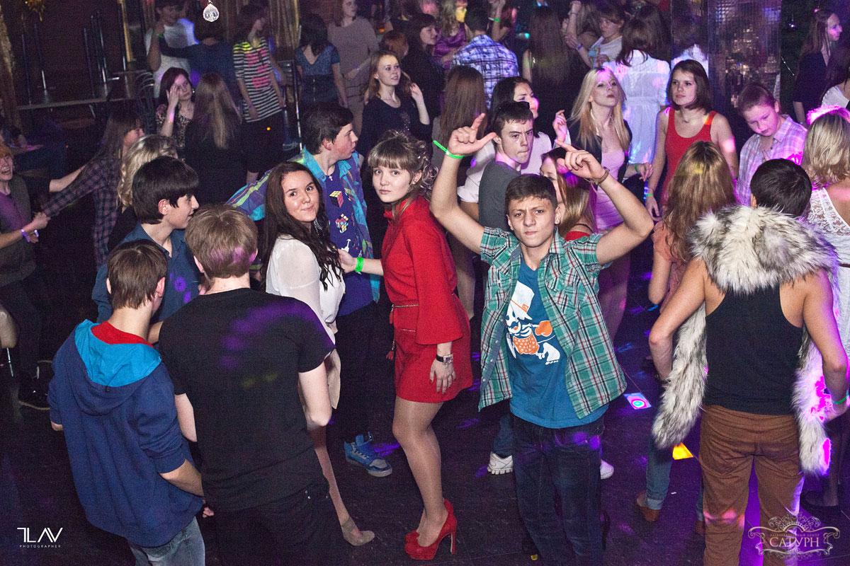 Фотографии конкурсов в клубах